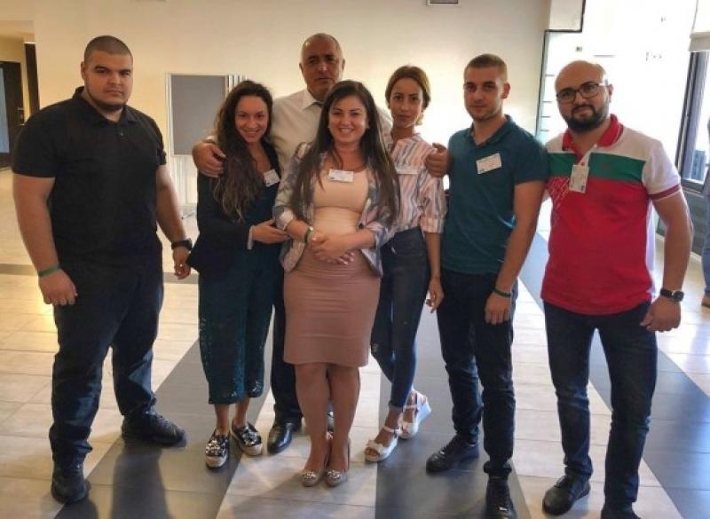 Бургаски младежи се учат на политика в летния университет на ГЕРБ