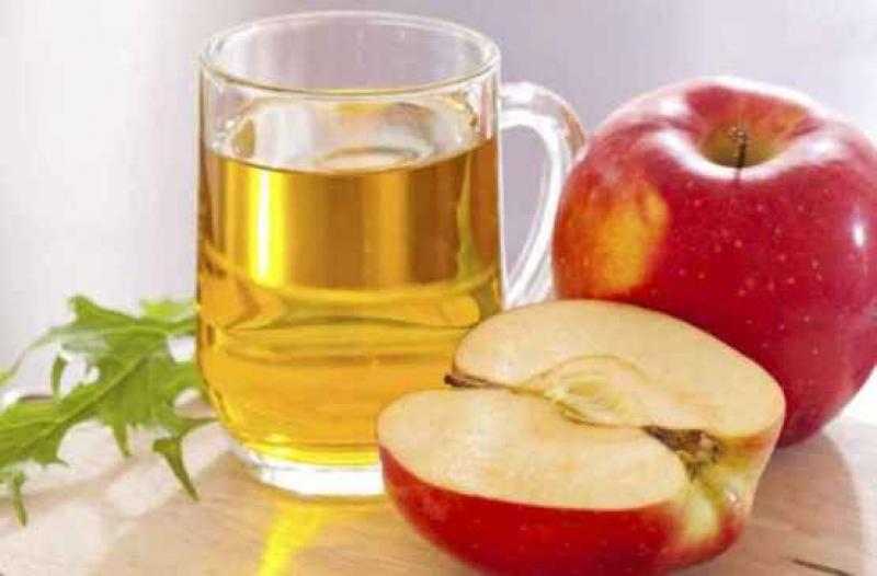Ябълковият оцет е полезен за кожата на лицето