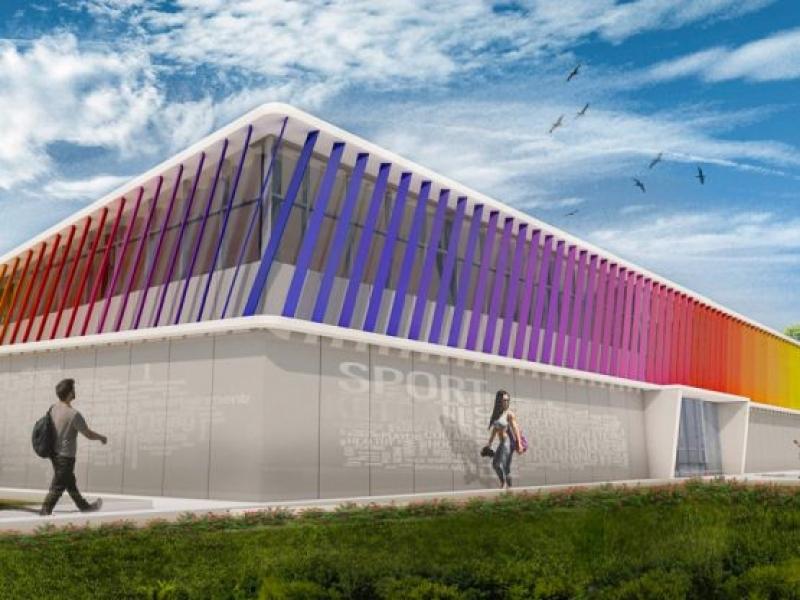 Шест малки спортни зали ще бъдат изградени в кварталите на Бургас