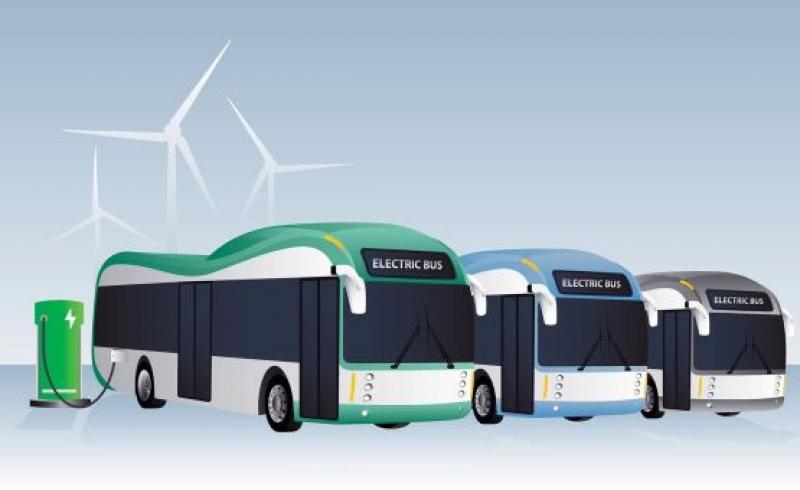 С 56 електробуса последно поколение ще се чака по-малко на спирките