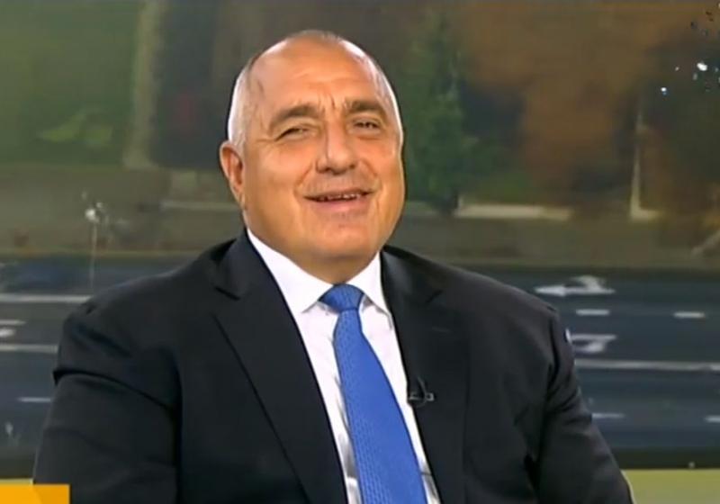 Смях в ефира: Бойко Борисов заговори за народa като за съпруг, търсещ нещо по-русо