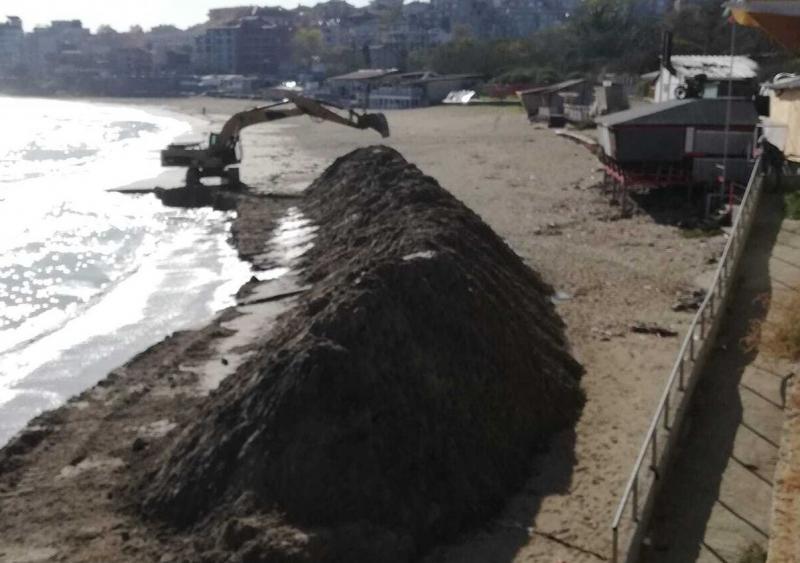 Глоба заради разкопания плаж в Созопол