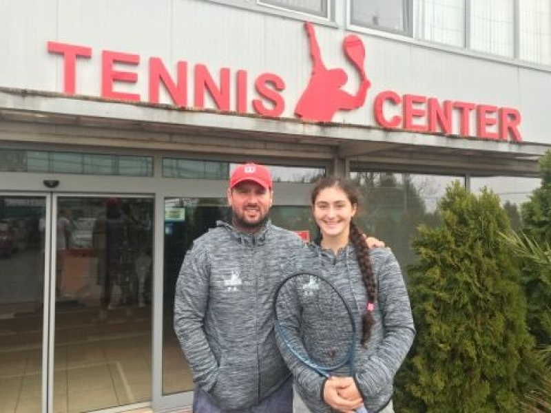 В Бургас създават новото голямо име на руския тенис