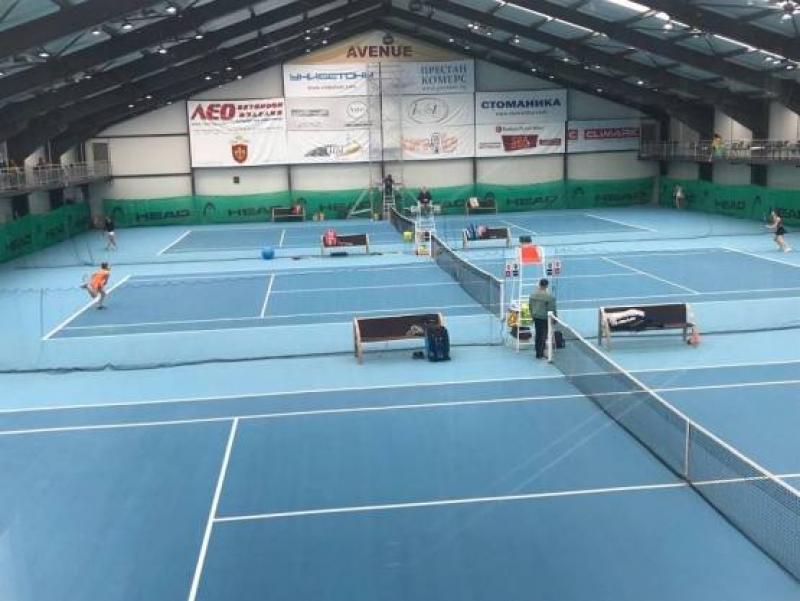 В Бургас започва шампионски камп по тенис