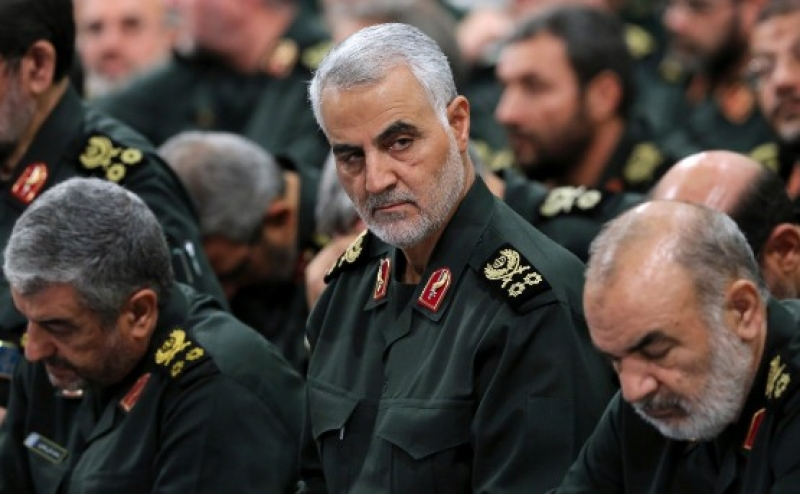 Пентагонът потвърди смъртта на висш ирански военослужащ