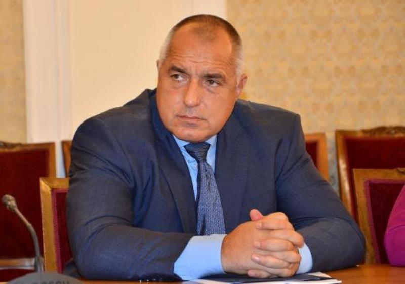 Бойко Борисов изпрати съболезнователна телеграма до украинския премиер Олексий Хончарук