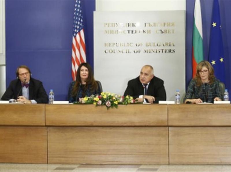България и САЩ със съвместно обобщение на заключенията от Стратегическия диалог