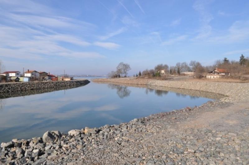 Тази година завършват изцяло проекта за корекция на река Отманлийска