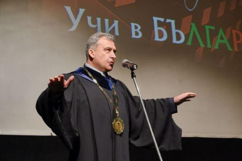 Проф. д-р Станислав Семерджиев отново ректор на НАТФИЗ