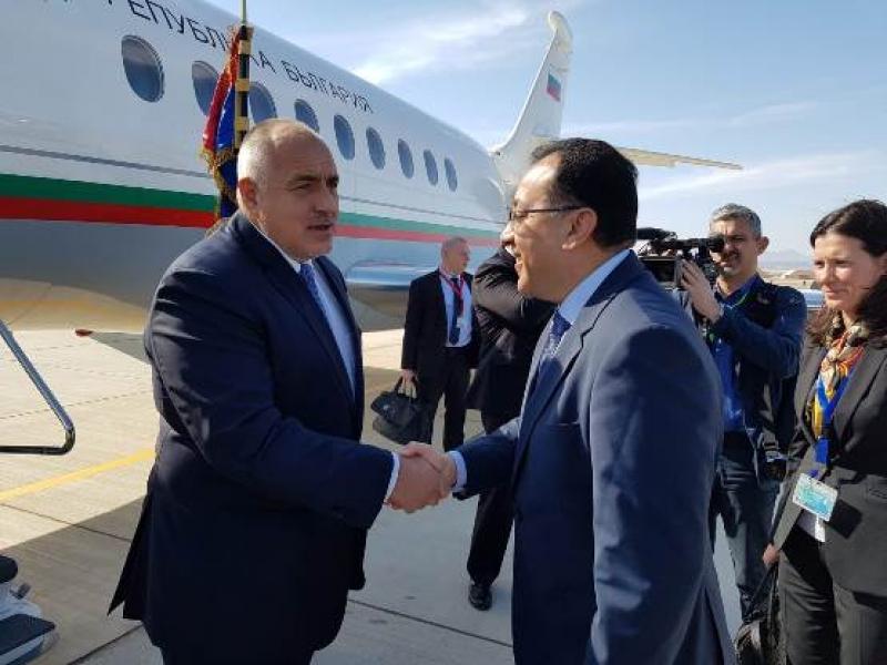 Бойко Борисов е на посещение в Египет