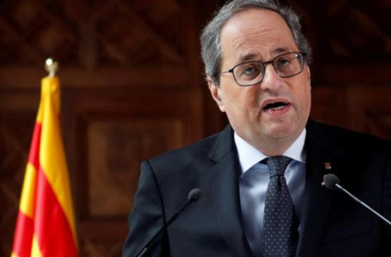 В Каталуня предсрочни избори след разногласия между сепаратистите