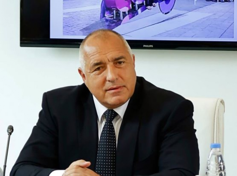 Борисов прати жандармерия на границата ни с Турция заради мигранти