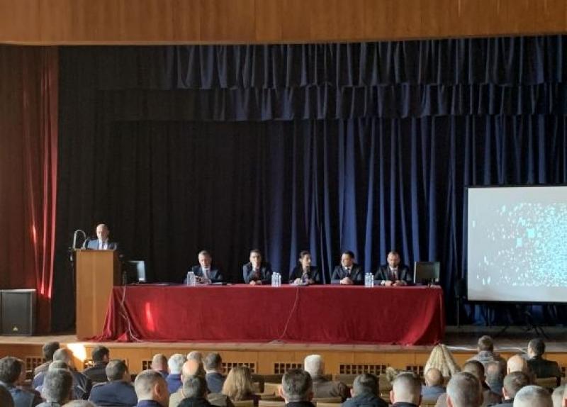 По-висок процентна разкриваемост отчете ОДМВР-Бургас