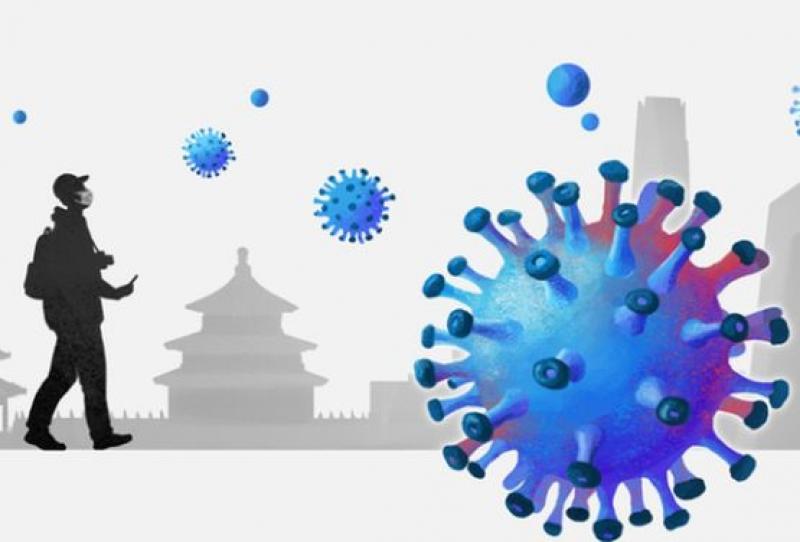 Китайски епидемиолог: Разспространението на COVID-19 ще продължи поне до юни