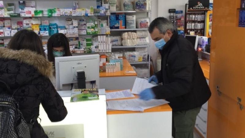 54 аптеки и санитарен магазин в Бургас вече проверени, инспекциите продължават в областта