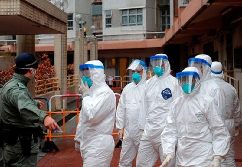 Китай съобщи за 39 нови случаи на заразяване с коронавируса
