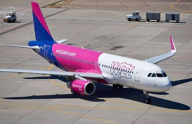 Wizz Air спира полетите си от Летище Варна до 1 май
