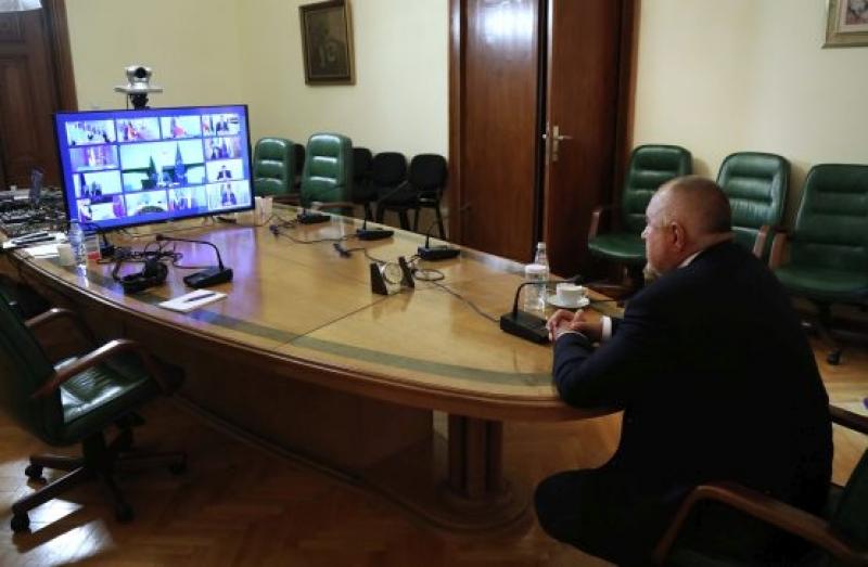 Бойко Борисов участва в заседанието на Европейския съвет