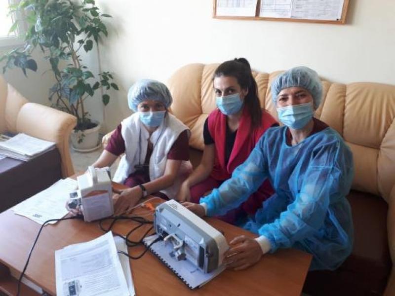 Нова апаратура за КОЦ-Бургас купиха общински съветници