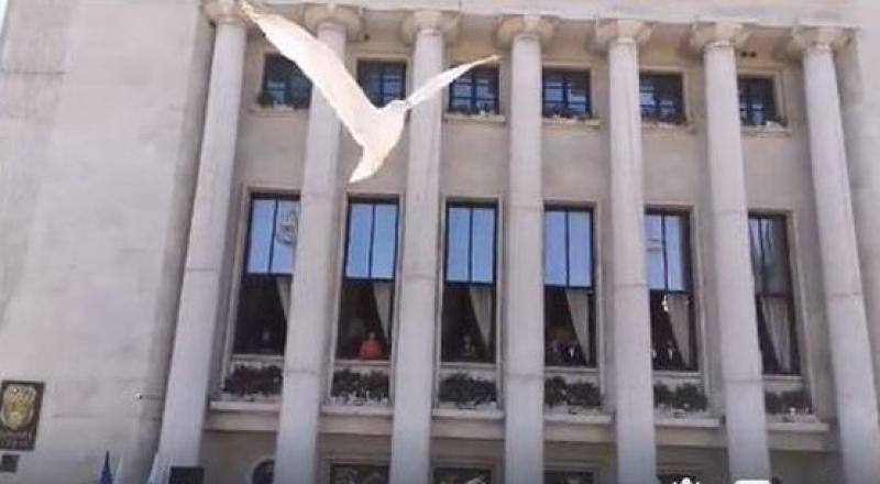 Държавна опера Бургас с концерт напук на пандемията от коронавирус (ВИДЕО)