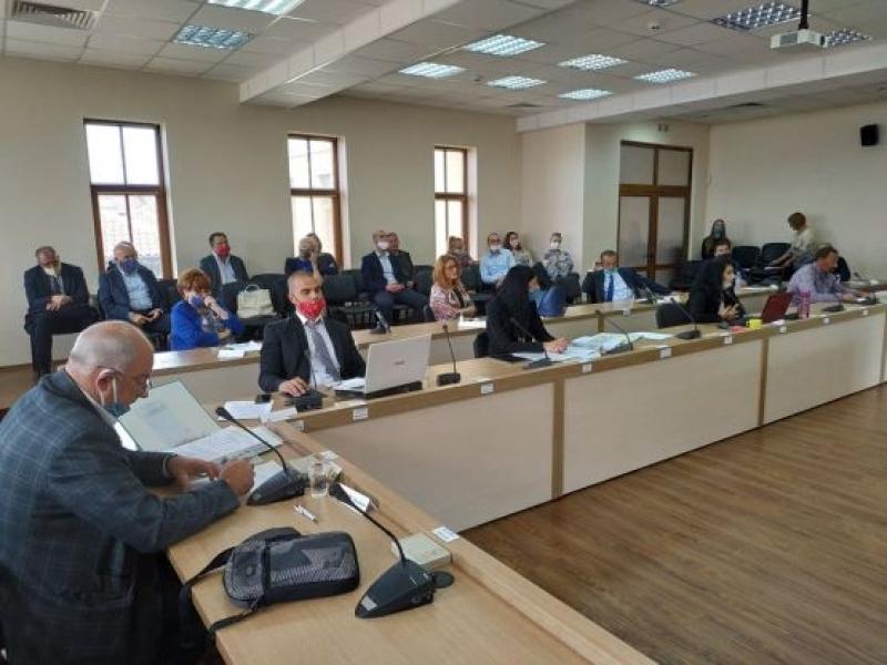Общинският съвет в Созопол проведе осмото си редовно заседание
