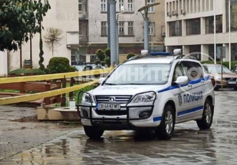 Трагедия до сградата на Община Бургас