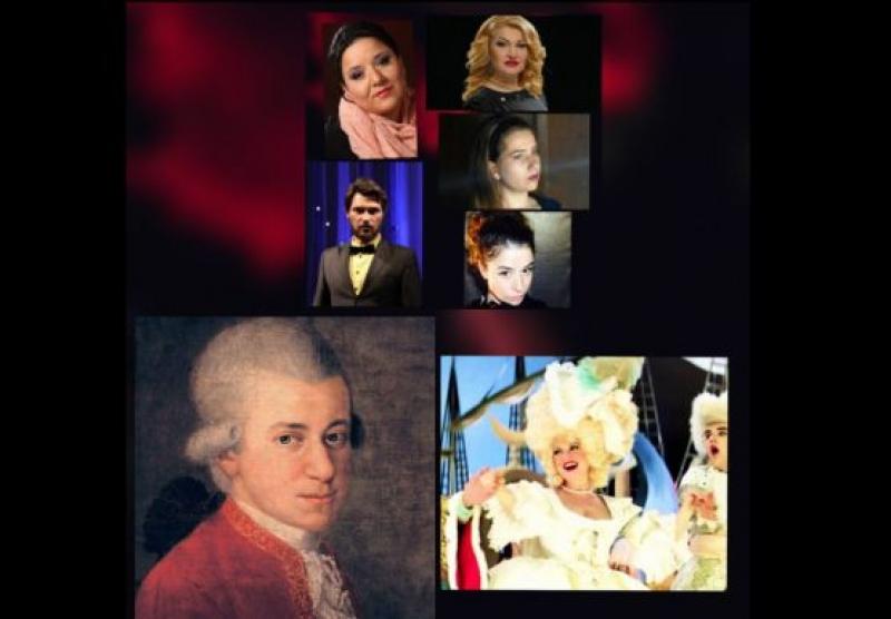 Йоана Железчева и Даниела Дякова изпълняват за първи път Моцарт в Бургас