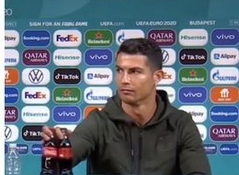 Роналдо с призива