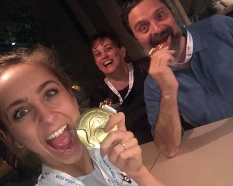 Бащата на златната Стефани: Велико е, Бургас си има олимпийска шампионка!