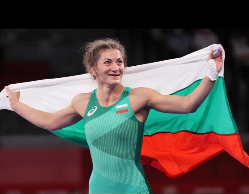 Созопол посреща олимпийската шампионка по борба Евелина Николова